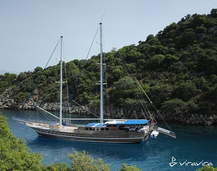 Slider yacht charter gocek  turkey blue voyage turkey gulet 3