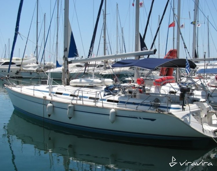Slider yacht charter greece bavaria 50 1 athens